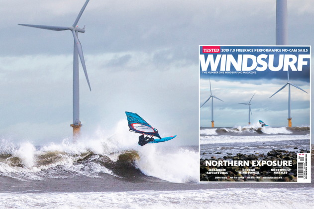Windsurf MagazineWINDSURF MAGAZINE #384 APRIL 2019 ISSUE ON