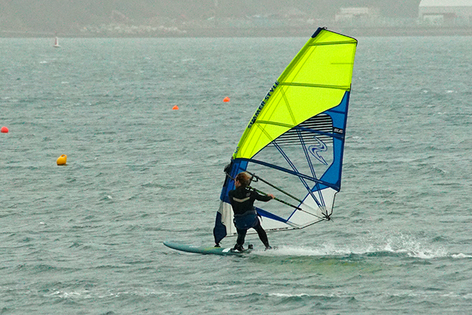 SIMMER ICON 5.6M 2019 TEST REVIEW | Windsurf Magazine