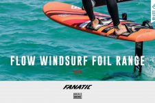 FANATIC FLOW WINDSURF FOIL RANGE 2019