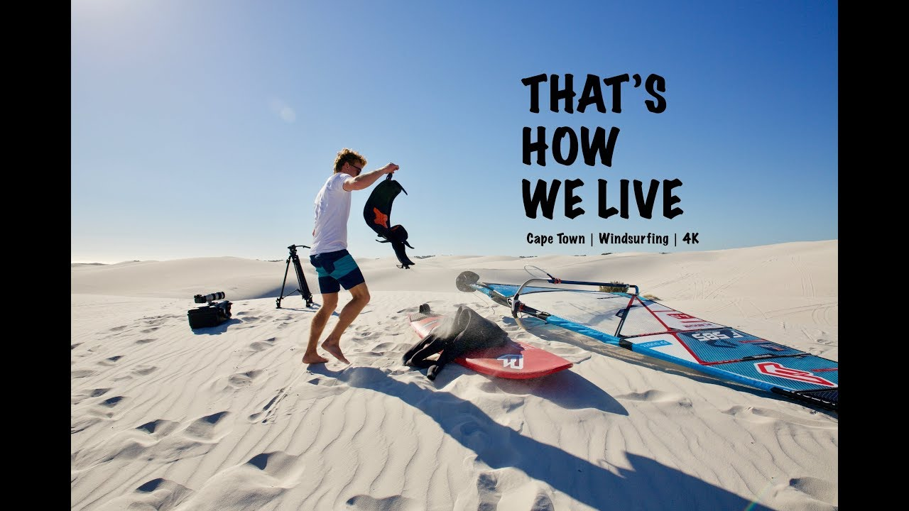 THAT'S HOW WE LIVE II   ALEX GRAND-GUILLOT CAPE TOWN