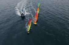 WINDSURFING IN BELARUS VIDEO