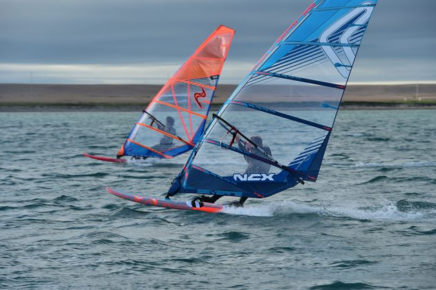 Windsurf Magazine7 0M FREERACE NO-CAM SAIL TEST 2019