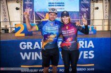 2019 GCWW FESTIVAL PWA WORLD CUP – DAIDA MORENO & RICARDO CAMPELLO