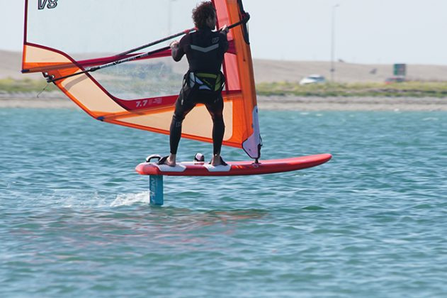 Neil Pryde Glide Wind + JP Hydrofoil FWS 681px