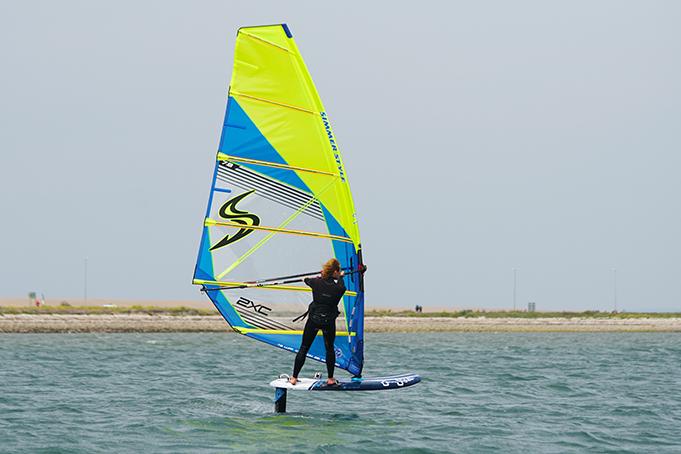 SIMMER 2XC 7.8M 2019 TEST REVIEW | Windsurf Magazine