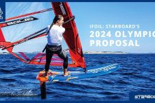 STARBOARD'S 2024 OLYMPIC PROPOSAL | IFOIL