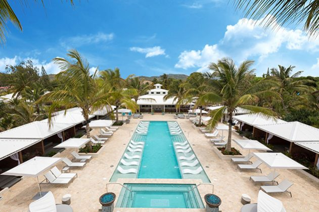 Serenity_Pool St Lucia