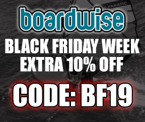BOARDWISE BLACK FRIDAY 2019 - TOP
