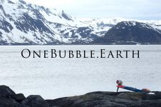 ONE BUBBLE EARTH | JONO DUNNETT