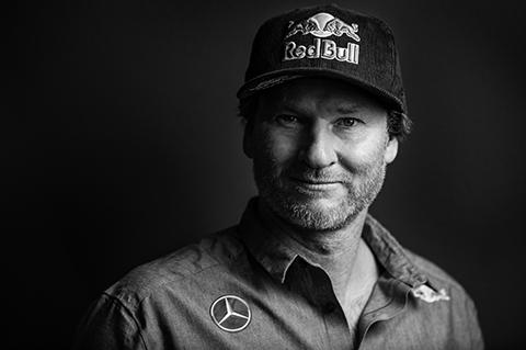 Bjorn Dunkerbeck - Portrait