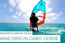 STARBOARD'S DREAM TEAM | FRANZ ORSI IN CABO VERDE