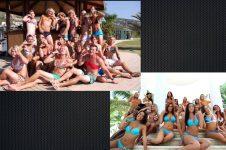Club Vass Boys Vs Miami Dolphins Cheerleaders