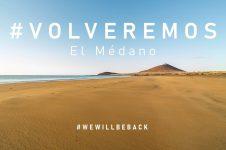 WE WILL BE BACK: EL MEDANO