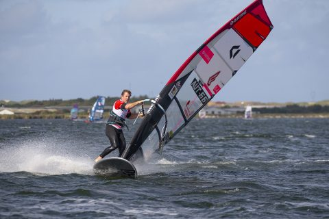 Click to Enlarge - Marco in action in Denmark