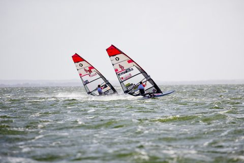 Click to Enlarge - Marco flat out in Denmark