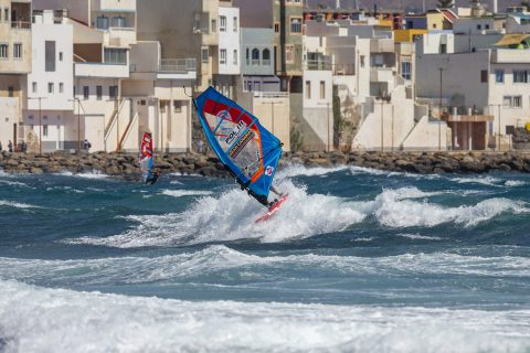 Click to Enlarge - wave riding in Pozo