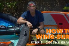 HOW TO WING SURF BY ROBBY NAISH
