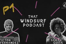 THAT WINDSURFING PODCAST: VICTOR FERNANDEZ AND SARAH QUITA OFFRINGA