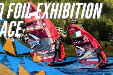 ENGADINWIND BY DAKINE 2020 | IQ FOIL EXHIBITION