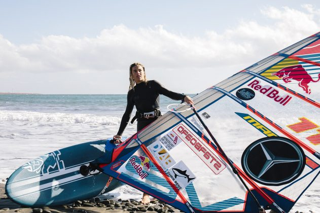 Liam Dunkerbeck is seen during a photo shoot in Gran Canaria, Spain on December 9, 2019. // Gines Diaz/Red Bull Content Pool // SI202002111327 // Usage for editorial use only //
