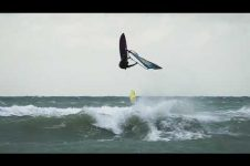LEON JAMAER: LATE SUMMER WINDSURFING IN DENMARK