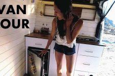 VAN TOUR: WINDSURF DREAM TRIP