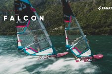 NEW FANATIC FALCON SLALOM TE & FALCON LIGHTWIND BOARDS