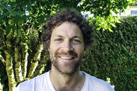 The author: Björn Alfthan