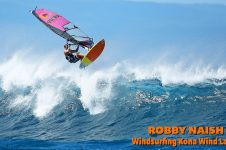 ROBBY NAISH LANES SESSION, MAUI