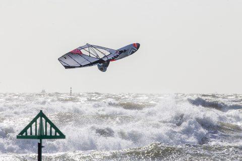 Timo flying high!