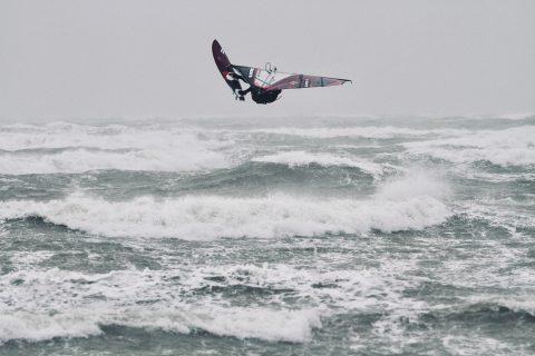 Nik Baker flying high at Wittering