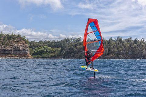 Flying around Maui: Photo: Fish Bowl Diaries