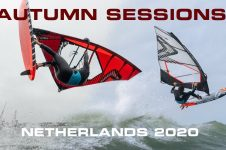 AUTUMN WINDSURFING SESSIONS: DIETER VAN DER EYKEN