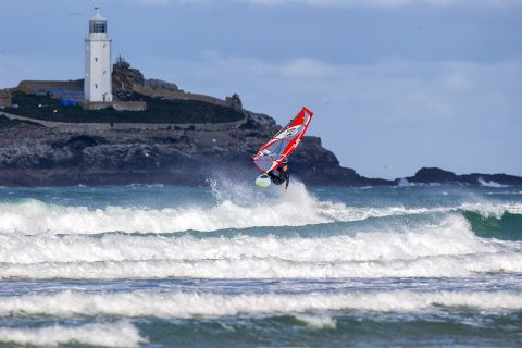 Ripping in Cornwall