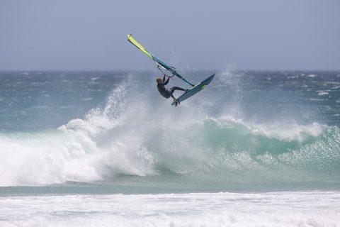 Big air in Cape Town!