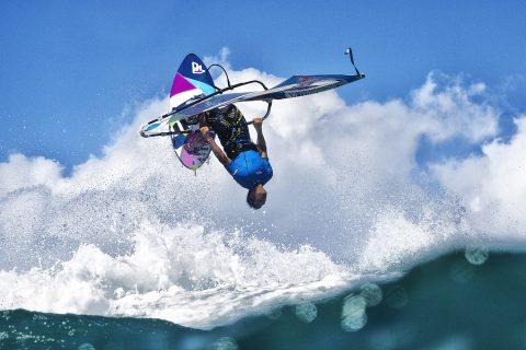 Nik Baker in Hawaii