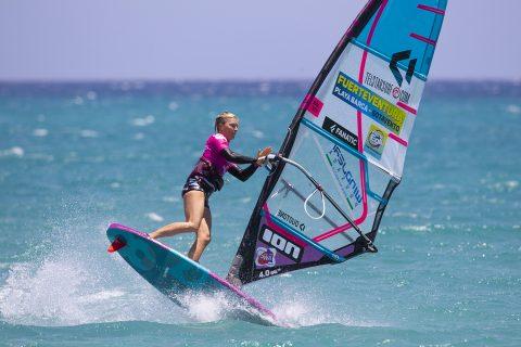 Competition mode in Fuerteventura