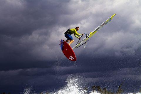 Wenzel flying high