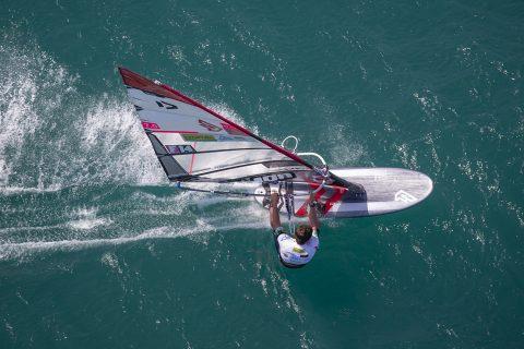 Flying in Noumea