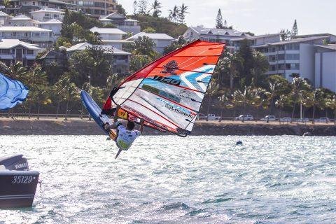 Flying high in Noumea