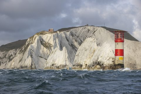 Ross Williams threads the Needles