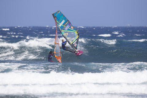 Ripping in Tenerife