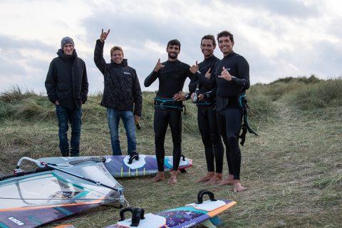 The Team in Denmark 2020