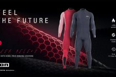 ION SEEK AND AMAZE SELECT WETSUITS