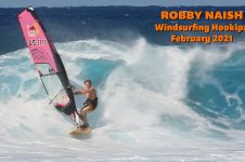 ROBBY NAISH HO'OKIPA SESSION!