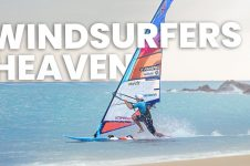 THE (ALMOST) PERFECT WINDSURFING SPOT: NICO PRIEN
