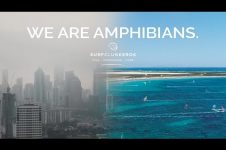 WE ARE AMPHIBIANS: SURF CLUB KEROS