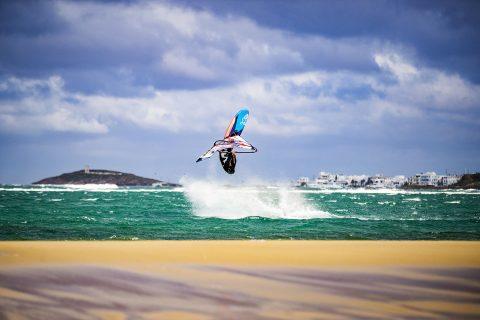 Lennart Neubauer action Photo Alex Grymanis / Red Bull Content Pool