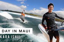 A DAY IN MAUI: TAKARA ISHII