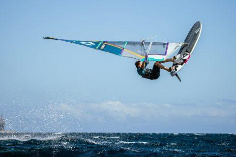 Marco flying high in Tenerife
